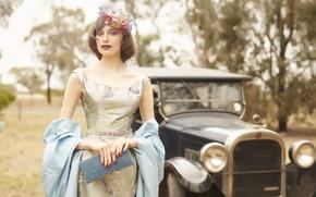 Picture style, lady, Dressmaker, The Dressmaker