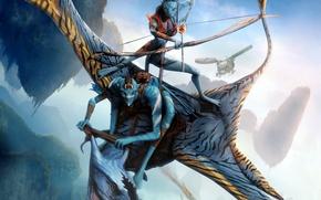 Picture Avatar, avatar, James, Cameron's