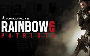 Picture weapons, soldiers, patriot, tom clancys rainbow 6