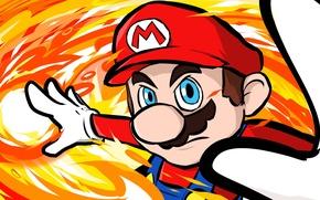 Picture Mario, Nintendo, Super Mario Bros