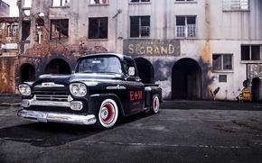 Picture Chevrolet, Apache, 1958