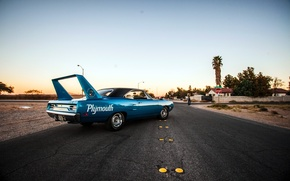 Picture 1970, Plymouth, Superbird, Hemi, Road Runner, RM23