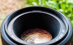 Picture lens, lens, wallpaper, photography, nikon, 2560x1600, lens