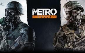 Picture Metro 2033, Metro Last Ltght, Metro Redux