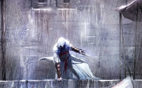 Picture figure, Assasin's Creed, Altair
