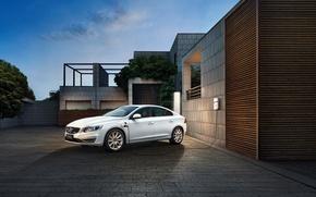 Wallpaper Volvo, S60, electric car, Volvo