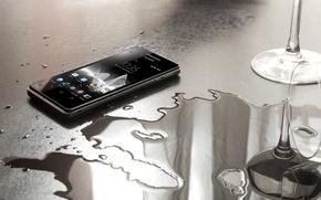 Picture sony, xperia, mobile