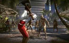 Picture zombies, Dead Island, Xian