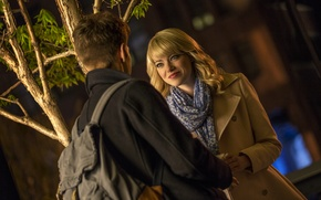 Picture Emma Stone, Andrew Garfield, The amazing spider-man