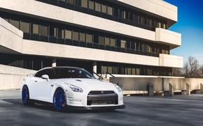Picture GTR, Nissan, R35, Wheels, Incurve, LP-5