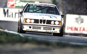 Picture auto, race, Bmw, racing, 6 series, e24