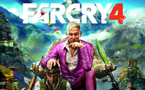 Picture male, Ubisoft, fps, Far Cry 4