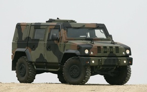 Picture car, military, army, Jeep, lynx, transportation, Pantera, IVECO, camouflage, Jeep LMV, made in Italy, military …