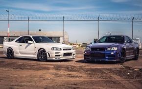 Picture Nissan, GT-R, Skyline