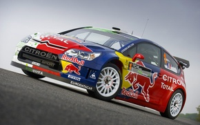 Wallpaper rally, Citroen, Loeb, WRC, rally