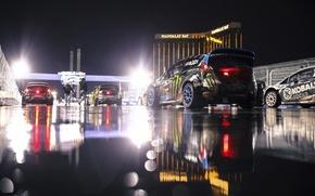 Picture night, ford, Ford, Fiesta, fiesta