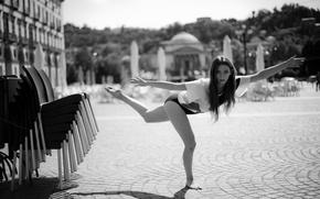 Picture gymnast, Rebecca