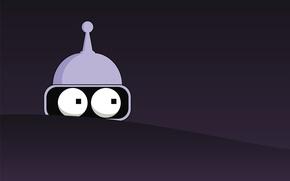 Picture robot, futurama, Bender