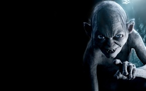 Picture Gollum, The Lord of the rings, The Lord of the Rings, Gollum, The hobbit an …