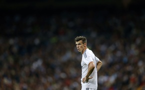 Wallpaper Sport, Football, Football, Real Madrid, Sport, Gareth Bale, Gareth Frank Bale, Real Madrid Club