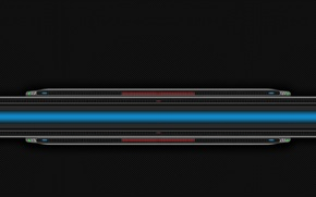 Picture black, scale, line, turquoise, Reloaded, MRX 4