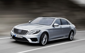 Picture Mercedes-Benz, AMG, S 63