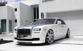 Picture Rolls-Royce, Ghost, Vorsteiner