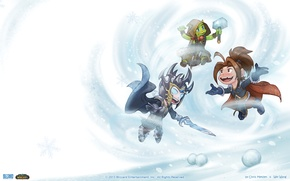 Picture children, World of Warcraft, Lich King, Thrall, King Varian Rin