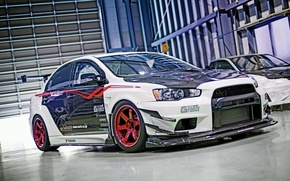 Picture Mitsubishi, Evolution, Evo
