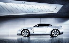 Picture car, Nissan, gtr, autowalls, nissan gt-r