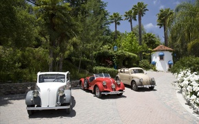 Wallpaper exotic, classic, cars, Mercedes-benz, classic