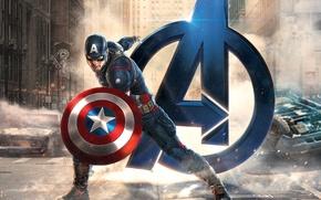 Picture Marvel, Captain America, Captain America, Chris Evans, Steve Rogers, Avengers: Age of Ultron, The Avengers: …