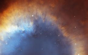 Picture nebula, Snail, nebula, Helix, Eye of God