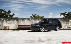 Picture Land Rover, Range Rover, tuning, vossen, VVSCV3