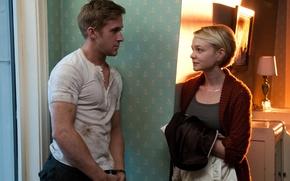 Picture look, room, drama, Driver, crime, Drive, Drive, Ryan Gosling, Ryan Gosling, Carey Mulligan, Carey Mulligan, …
