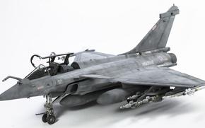 Wallpaper toy, fighter, multipurpose, model, Dassault Rafale M