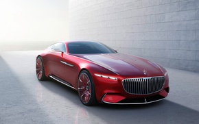 Wallpaper Mercedes, wallpaper, automobiles, beauty, beauty on wheels, Maybach, bold lines, visual, futuristic look, desing, high ...