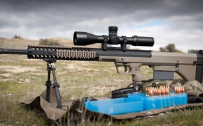 Picture rifle, assault, semi-automatic, SRS, Tactical Arms