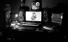 Picture Home, Studio, PC, Midi