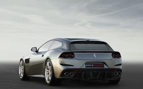 Picture Ferrari, 2016, Italian Cars, GTC4Lusso