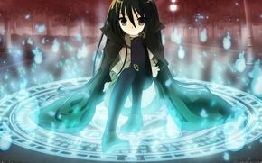 Picture girl, shana, anime