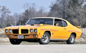 Picture Coupe, Pontiac, GTO, 1970, The, Hardtop, Judge