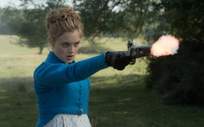 Wallpaper prejudice and zombies, Pride and Prejudice and Zombies, Pride, Bella Heathcote