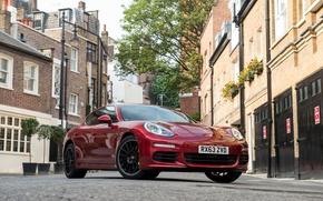 Picture street, home, Porsche, Panamera, street, E-Hybrid