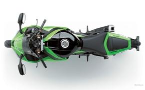 Picture motorcycles, Kawasaki, motorcycle, Ninja, motorbike, Ninja ZX-10R