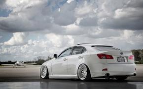 Picture Lexus, Machine, Lexus, Stance, Back