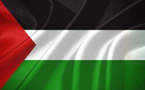 Picture flag, Texture, gaza, palestine