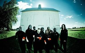 Picture Slipknot, Nu-Metal, Nu metal, Metal, Slipnot