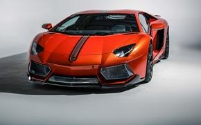 Wallpaper supercar, lamborghini, coupe, roadster, aventador, Lamborghini, aventador, lp-700-4, 2015