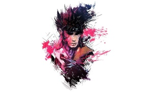 Picture X-Men, Marvel, Gambit, Gambit